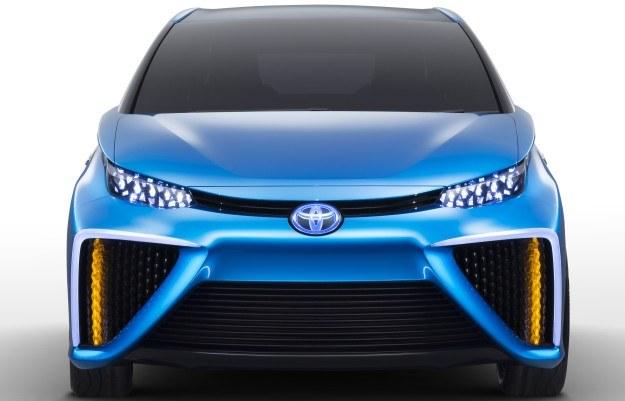 Toyota FCV /