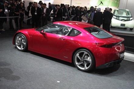 Toyota FT-86 concept /INTERIA.PL