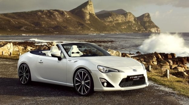 Toyota FT 86 Open Top Concept /Toyota