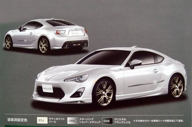 Toyota FT-86 /