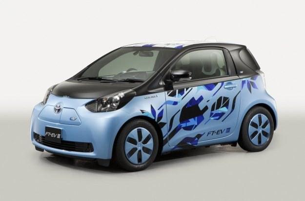 Toyota FT-EV III concept /
