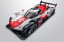 Toyota Gazoo Racing prezentuje nowy hipersamochód