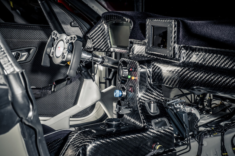 Toyota GR Supra GT4 /
