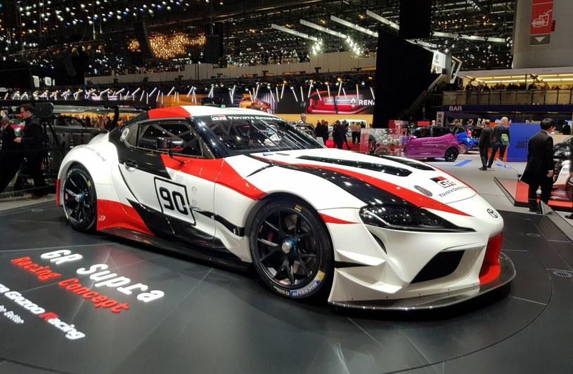 Toyota GR Supra Racing Concept /INTERIA.PL