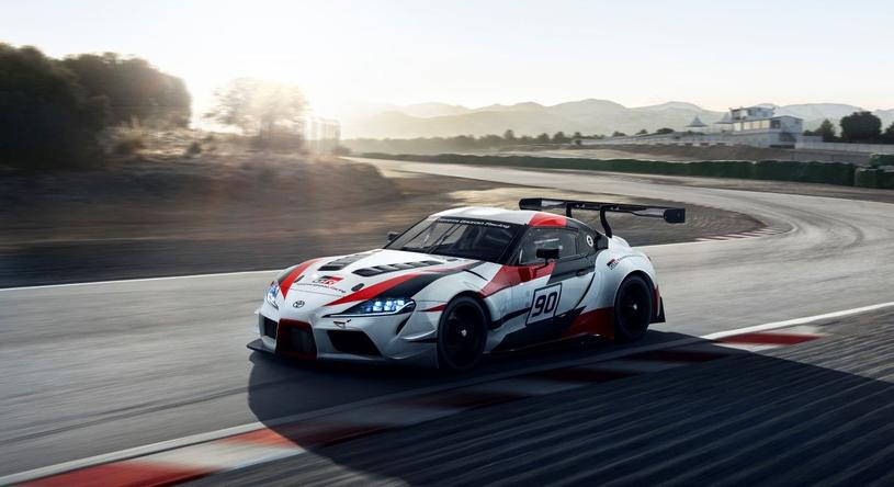 Toyota GR Supra Racing Concept /