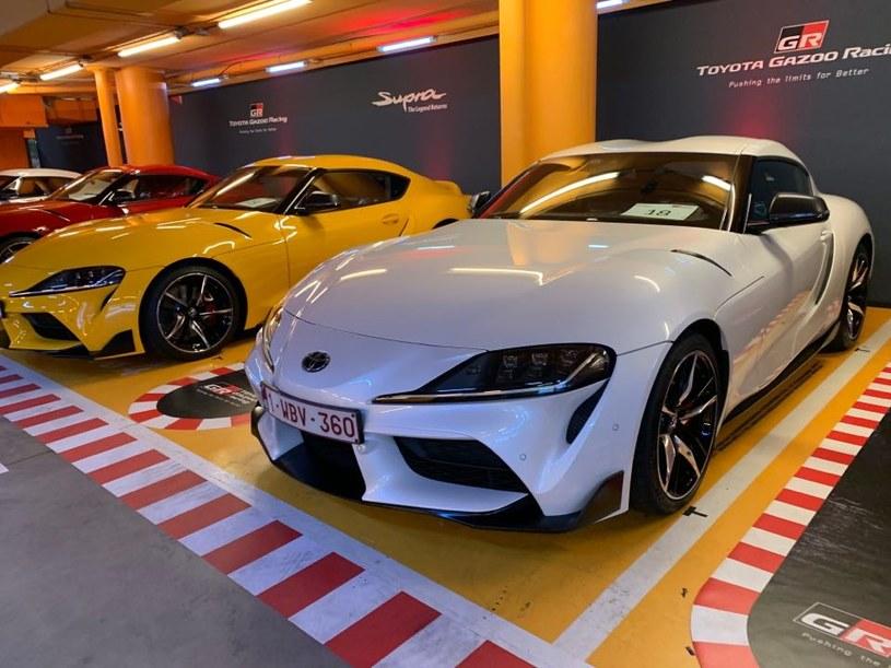 Toyota GR Supra /INTERIA.PL