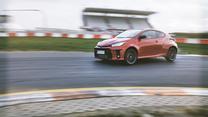 Toyota GR Yaris na filmie