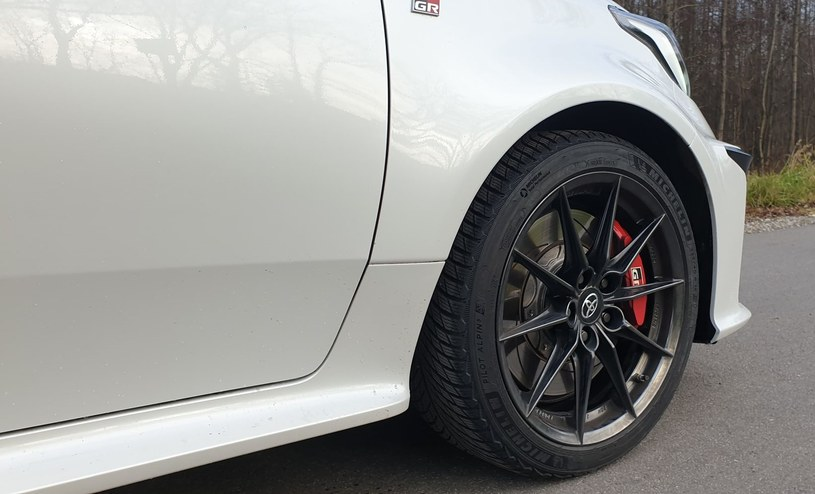 Toyota GR Yaris /INTERIA.PL