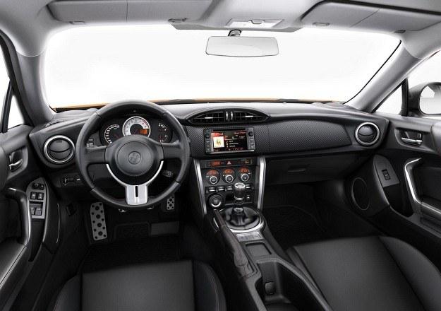 Toyota GT 86, rok modelowy 2015 /Toyota