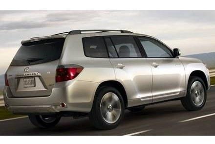 Toyota highlander / Kliknij /INTERIA.PL