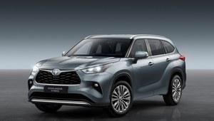 Toyota Highlander pojawi się w Europie