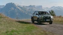 Toyota Hilux 2020. Film