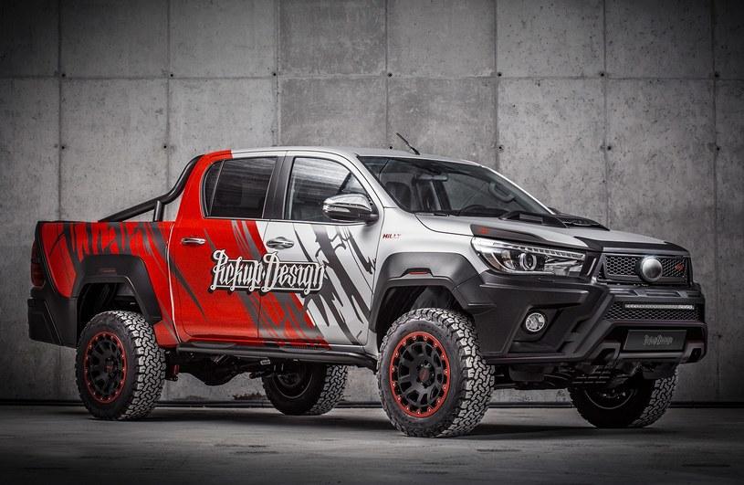 Toyota Hilux Carlex Design /pickupdesign.com /