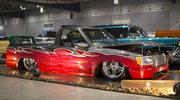 Toyota Hilux na targach Mooneyes Japan Show