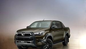 Toyota Hilux po face liftingu