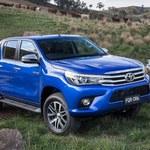 Toyota Hilux pojawi się w Genewie