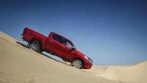 Toyota Hilux z polskimi cenami