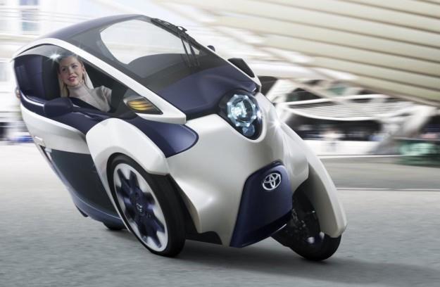 Toyota i-Road /