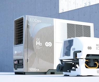 Toyota inwestuje w firmę produkującą generatory na ogniwa paliwowe