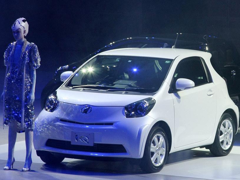 Toyota IQ - Smart Fortwo doczekał się groźnego rywala
