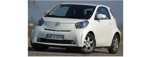 Toyota iQ /Motor