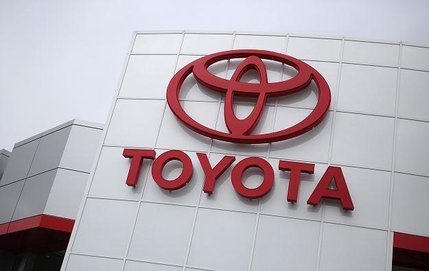 Toyota jest zmuszona do wstrzymania produkcji /AFP
