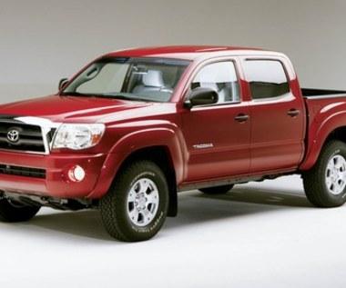 Toyota, która sama przyspiesza