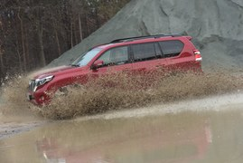 Toyota Land Cruiser 4.0 V6 Executive