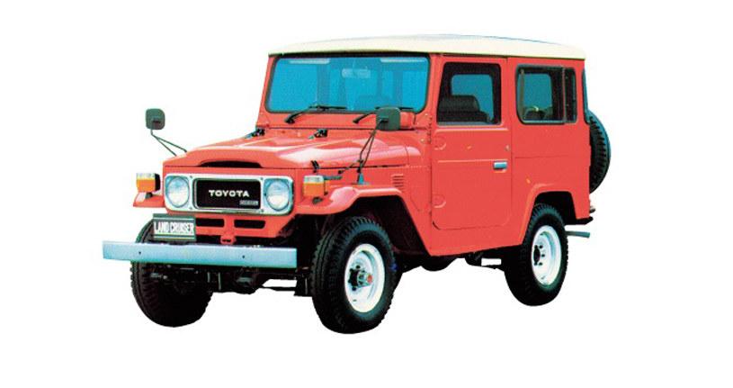 Toyota Land Cruiser 40 /
