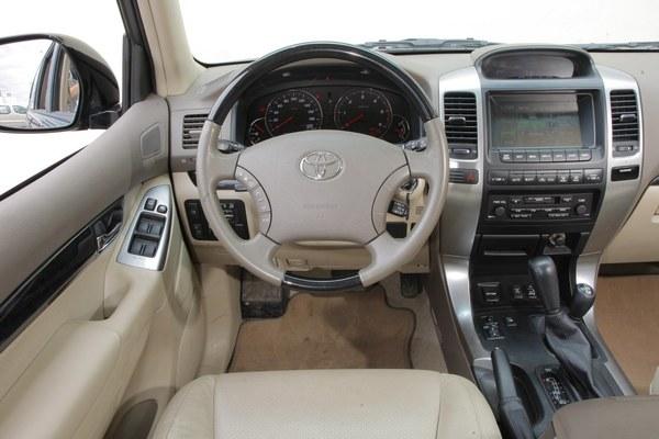 Toyota Land Cruiser J120 (2002-2009)