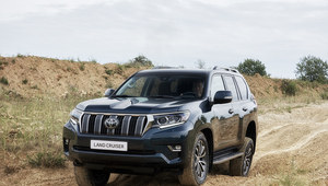 Toyota Land Cruiser - nowy model, czy lifting?