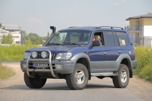 Toyota Land Cruiser /Motor