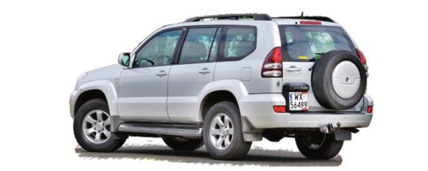 Toyota Land Cruiser /Motor