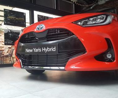 Toyota liderem polskiego rynku!