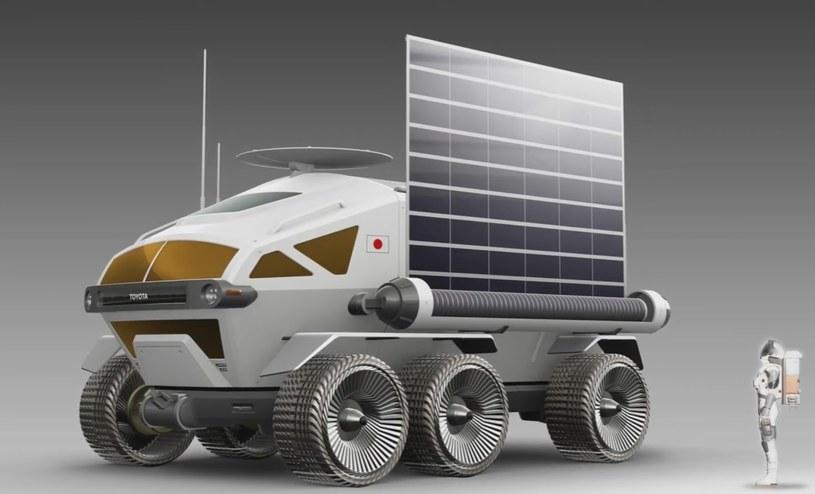Toyota Lunar Cruiser /YouTube