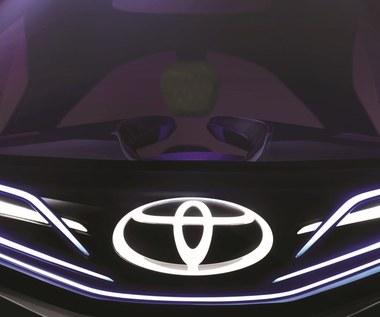 Toyota ma pomysł na latający samochód