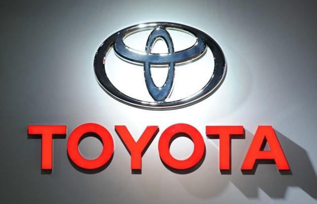 Toyota miała problem. Głównie z trzęsieniem ziemi /AFP