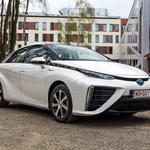 Toyota Mirai - pierwsze egzemplarze już w Polsce