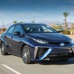 Toyota Mirai pobiła rekord zasięgu aut zeroemisyjnych