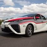 Toyota Mirai pojedzie... w Rajdzie Niemiec!