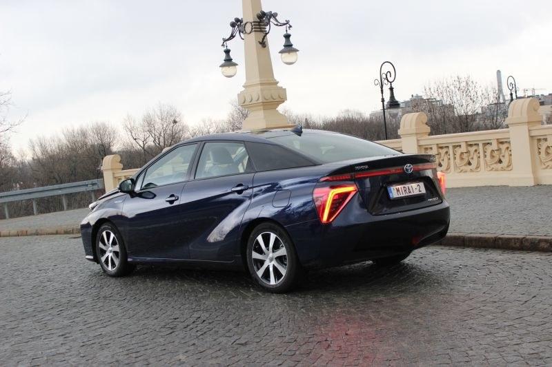 Toyota Mirai /INTERIA.PL