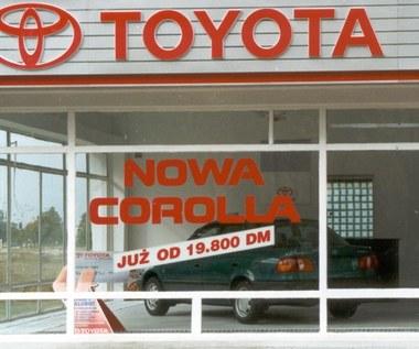 Toyota od 25 lat w Polsce
