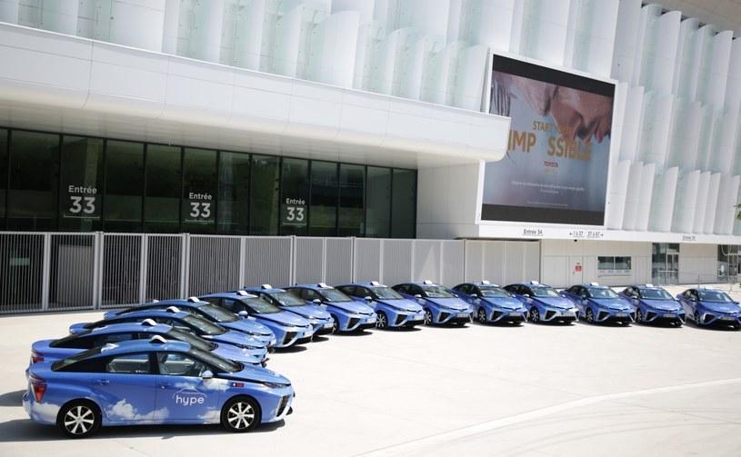Toyota od lat angażuje się w rozwój technologii wodorowej /materiały prasowe
