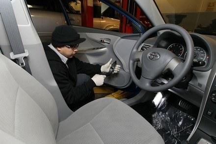 Toyota ogłosiła kolejną akcję nawrotową /AFP