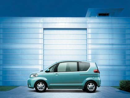 Toyota porte / kliknij /INTERIA.PL
