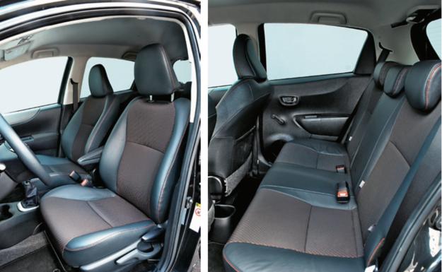 TOYOTA Porzucono znaną z wcześniejszych Yarisów koncepcję wskaźników pośrodku. Toyota wygląda w środku nowocześnie, tylko rzadko bywa dobrze wyposażona. /Motor