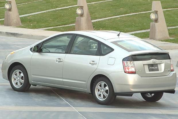 Toyota Prius II (kliknij) /INTERIA.PL