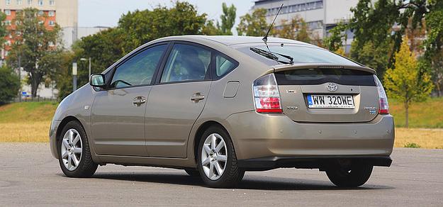Toyota Prius II /Motor
