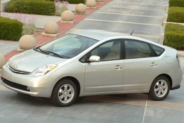 Toyota Prius / kliknij /INTERIA.PL