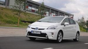 Toyota Prius Prestige - test